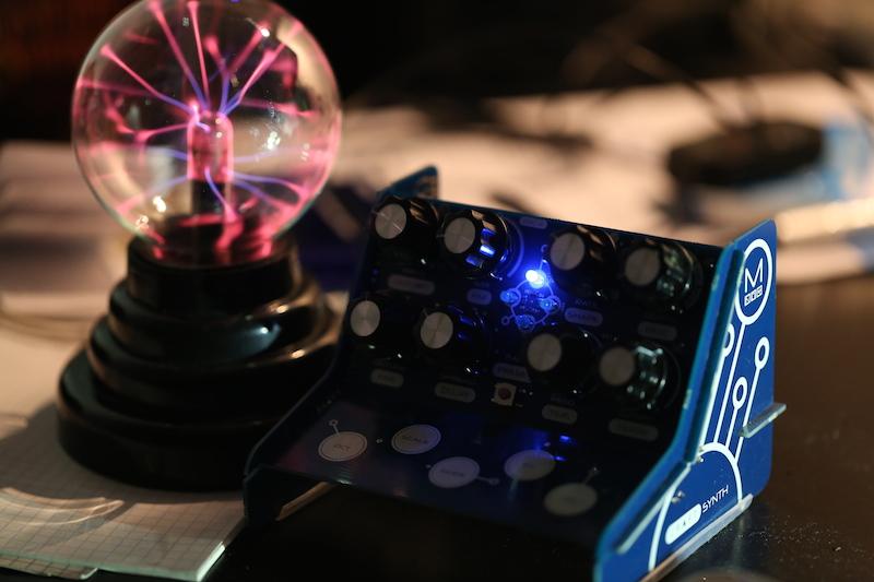 modal craft synth midi signal control plasma ball cuticula